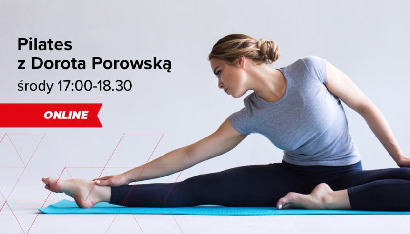 Pilates z Dorotą Porowską